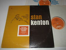 2 LP/STAN KENTON/LIVE AT BUTLER UNIVERSITY/Creative World ST 1058 Quadrafonic