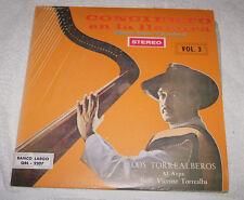 LP: Los Torrealberos - Juan Vicente Torrealba - Concierto Vol 3 (Import)