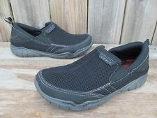 Crocs Swiftwater Mesh Mocs Casual Shoes Mens sz 9