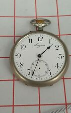 Vintage Longines Pocket Watch Grand Prix