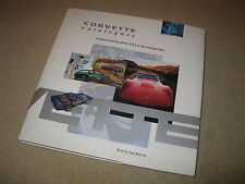 Chevrolet Corvette Catalogues 1953-1991 reference BOOK classic sales brochures