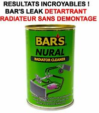 BAR'S LEAK DETARTRANT CIRCUIT REFROIDISSEMENT 0 DEMONTAGE ! HDJ LAND JEEP PATROL