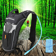 Cycling Bicycle Backpack Mountain Bike Sports Running Hiking with Bottle Bag