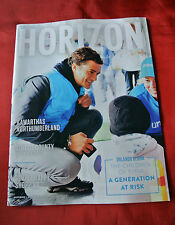 Orlando Bloom Horizon Travel December 2015 Import Canada Magazine NEW