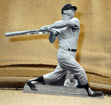"Mickey Mantle New York Yankees Baseball Figure Tabletop Display Standee 8"" Tall"