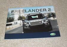 LAND ROVER FREELANDER 2 ACCESSORI opuscolo 2007