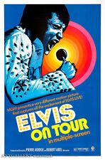 "Elvis On Tour - Movie Poster (24""x36"") - Free S/H"