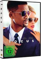 Focus - Will Smith & Margot Robbie - DVD - deutsch - neu & ovp