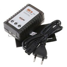 EU Plug B3 AC 110V-240V 2S 3S 7.4V 11.1V Lipo Battery Balance Compact Charger
