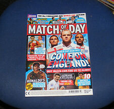 MATCH OF THE DAY MAGAZINE ISSUE NO.115 8-14 JUNE 2010