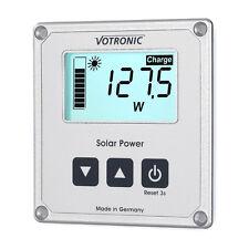 Votronic 1250 LCD-Solar-Computer S für MPP- und SR- Laderegler Anzeige Wohnmobil