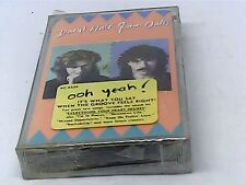 Daryl Hall & John Oates - Ooh Yeah! - Cassette - NEW -SEALED AC-8539