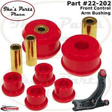 Prothane 22-202 Front Control Arm Bushing Kit-Poly/VW Beetle Golf Jetta 85-06