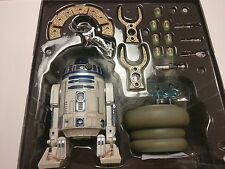 "1/6 Star Wars Sideshow Collectibles One Sixth 12"" Scale Deluxe R2-D2"
