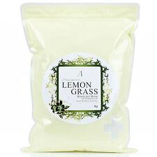 2500ml [1KG]  Premium Herb LEMON GRASS Modeling Mask Powder Pack for Acne Skin,