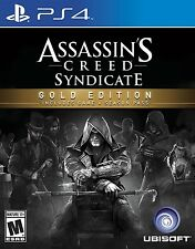 Assassin's Creed Syndicate: Gold Edition - New Game - Sony PS4 (2015)