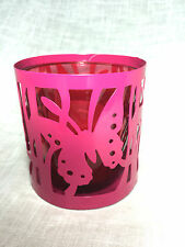 Butterfly Candle Holder - Pink