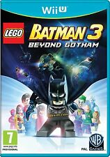 LEGO Batman 3 - Beyond Gotham For PAL Wii U (New & Sealed)