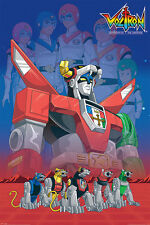 VOLTRON: DEFENDER OF THE UNIVERSE - TV SHOW / COMIC POSTER / PRINT (LEGACY)