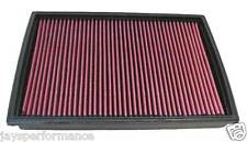 KN AIR FILTER (33-2653-2) FOR OPEL ASTRA F 1.7D 10/1995 - 1998