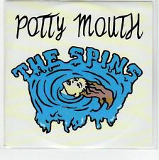 (EA911) Potty Mouth, The Spins - DJ CD