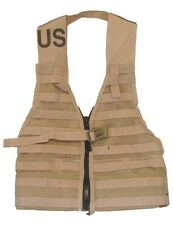 US Marine Corps USMC MOLLE Fighting Load Carrier FLC Vest Army Coyote Brown