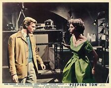 CARL BOEHM  MOIRA SHEARER PEEPING TOM 1960  VINTAGE LOBBY CARD
