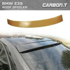 Stock IN US Unpainted AC Style Roof Wondow Spoiler ABS For BMW E39 4D Wing