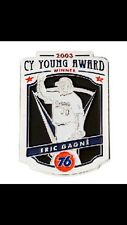 Eric Gagne Cy Young Collectors Pin Series LA Dodgers SGA 9-14-15