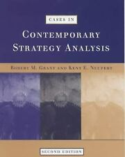 Cases in Contemporary Strategy Analysis