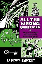 All the Wrong Questions: Why Is This Night Different from All Other Nights? 4...