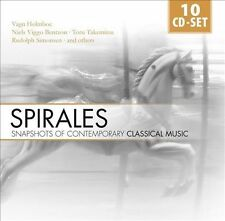 Spirales: Snapshots of Contemporary Classical Music 10 CD Collection NEW