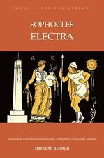 Sophocles Electra (Focus Classical Library)-ExLibrary