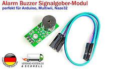 Summer Alarm Modul Signalgeber Buzzer für Arduino Raspberry Pi DIY mit Beispiel