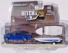 HITCH & TOW SERIES 6 2015 FORD F-150 and BOAT WITH TRAILER
