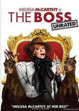 The Boss (Unrated),Excellent DVD, Peter Dinklage, Tyler Labine, Kathy Bates, Kri