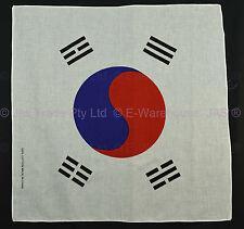 Republic of Korea South Korean Flag Souvenir Team Building Head Wrap  Bandana