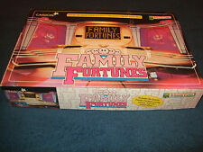 FAMILY FORTUNES --FAMILY BOARD GAME BY BRITANNIA GAMES 2002