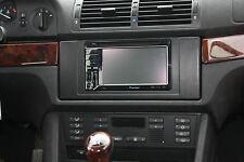 Radioblende BMW 5er Oder E39 95-03 DoppelDin Autoradio Rahmen 2DIN