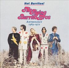 Hot Burritos! The Flying Burrito Brothers Anthology 1969-1972 by The Flying...