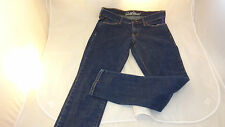 OLD NAVY SWEETHEART WOMENS DARK WASH JEANS SIZE 4