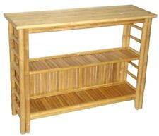 Bamboo Buffet Console Sofa Side Table-Beautifully Crafted