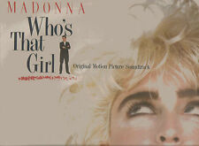 MADONNA WHO'S THAT GIRL BANDA SONORA US VINILO LP STILL SELLADO