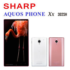 SHARP Aquos Phone Xx 302SH WHITE from Japan