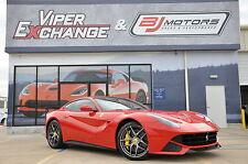 Ferrari: Other F12