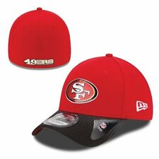 San Francisco 49ers NFL Football  New Era Flexfit Cap Kappe Size M / L 39thirty