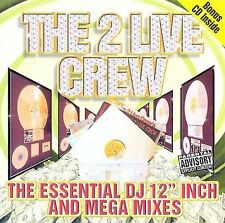 "The Essential DJ 12"" Inch and Mega Mixes by 2 Live Crew FREE 12x12 POSTER w/ PUR"