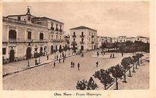 ORTANOVA  -  Piazza Municipio   ( Formato PICCOLO )