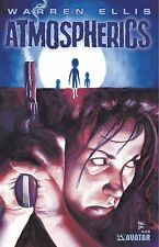 Atmospherics by Warren Ellis & Ken Meyer & Jacen Burrows 2002 PB Avatar