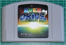 EVERDRIVE 64 v2.5 n64 krikzz ever drive ultracic SD slot grey new
